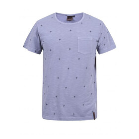 Icepeak Logan Camiseta Hombre, light grey